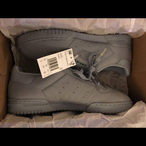 Adidas Yeezy Powerphase Grey - Authentic 0fd4ef04c